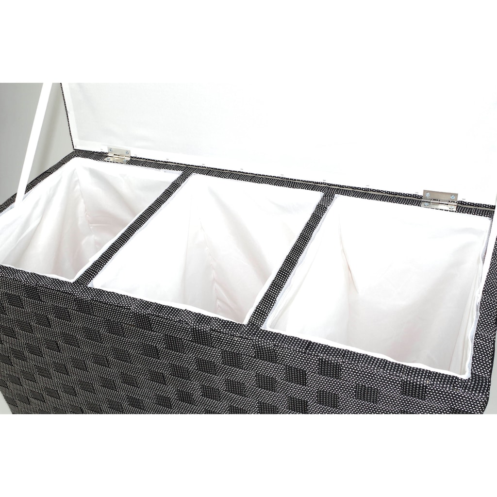 locker Wäschesortierer »Nylon«