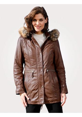 Mona Lederjacke aus 100% Lammnappa kaufen