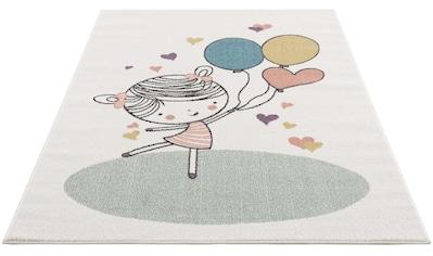 Carpet City Kinderteppich »Anime9393«, rechteckig, 11 mm Höhe kaufen