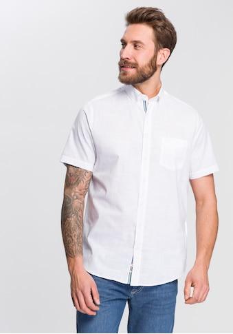 bugatti Kurzarmhemd, Strukturmuster kaufen