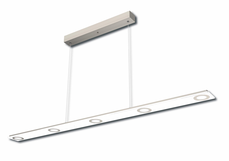 EVOTEC LED Pendelleuchte PANO, LED-Board, Warmweiß, LED Hängelampe, LED Hängeleuchte, dimmbar