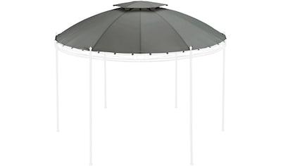 KONIFERA Ersatzdach für Pavillon »Tino 1«, 350 x 350 cm, grau kaufen