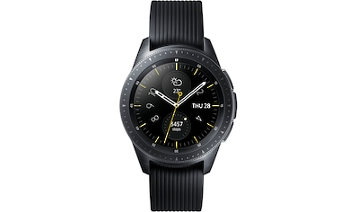 "Samsung Smartwatch »Galaxy Watch - LTE - 42mm« (3,05 cm/1,2 "", Tizen OS kaufen"
