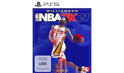 2K Spiel »NBA 2K21«, PlayStation 5 kaufen