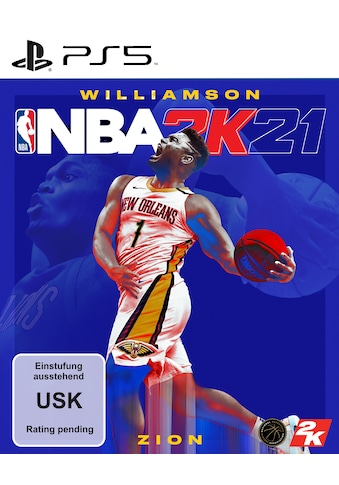 2K Sports Spiel »NBA 2K21«, PlayStation 5 kaufen