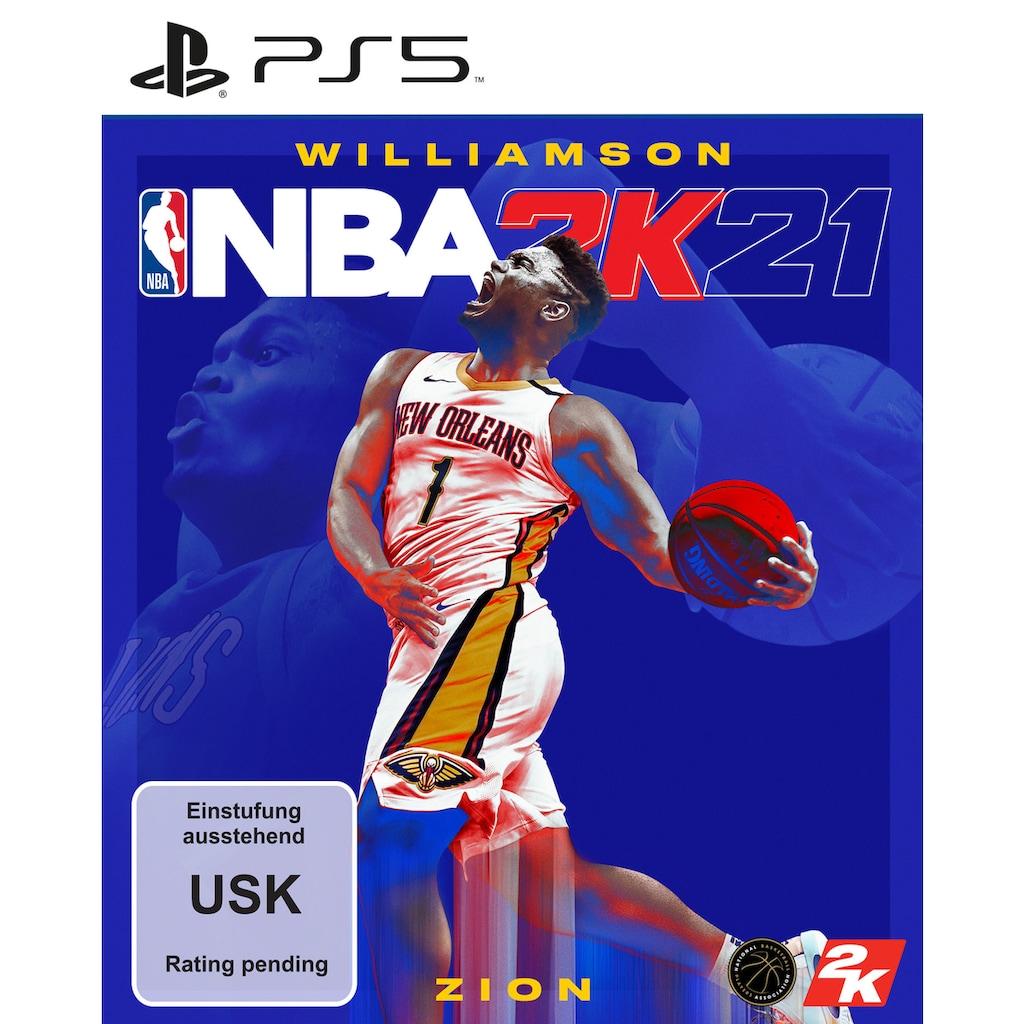 2K Spiel »NBA 2K21«, PlayStation 5