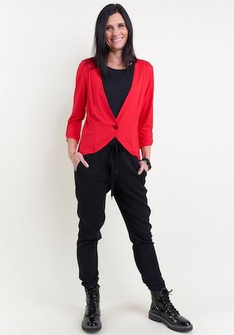 Seidel Moden Shirtjacke, mit 1-Knopf-Verschluss, Made in Germany kaufen