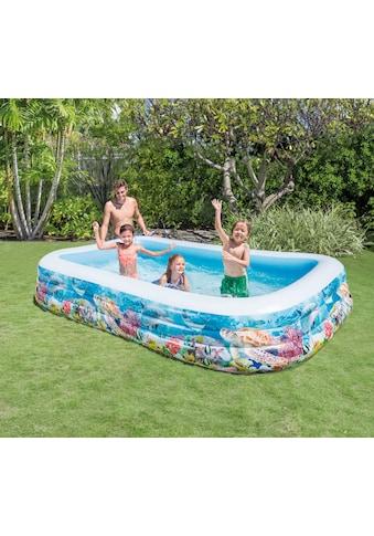 Intex Pool »Swimcenter Sealife«, für Kinder, BxLxH: 183x305x56 cm kaufen
