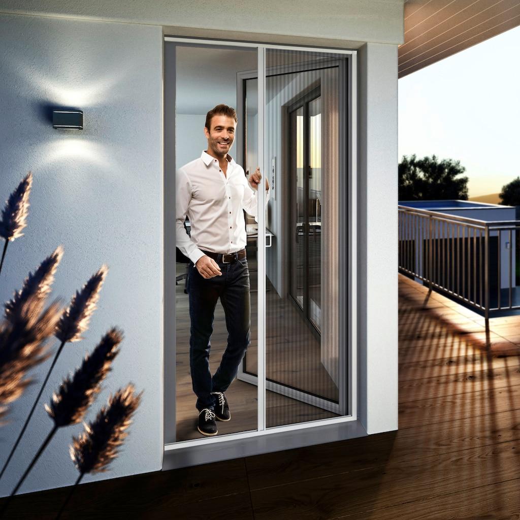 Windhager Insektenschutz-Tür »EXPERT Plissee«, BxH: 120x240 cm