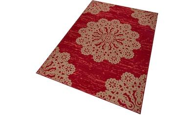 Teppich, »Lace«, HANSE Home, rechteckig, Höhe 9 mm, maschinell gewebt kaufen