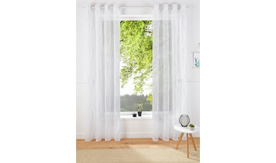 Gardine, »Mila«, Guido Maria Kretschmer Home&Living, Ösen 1 Stück kaufen