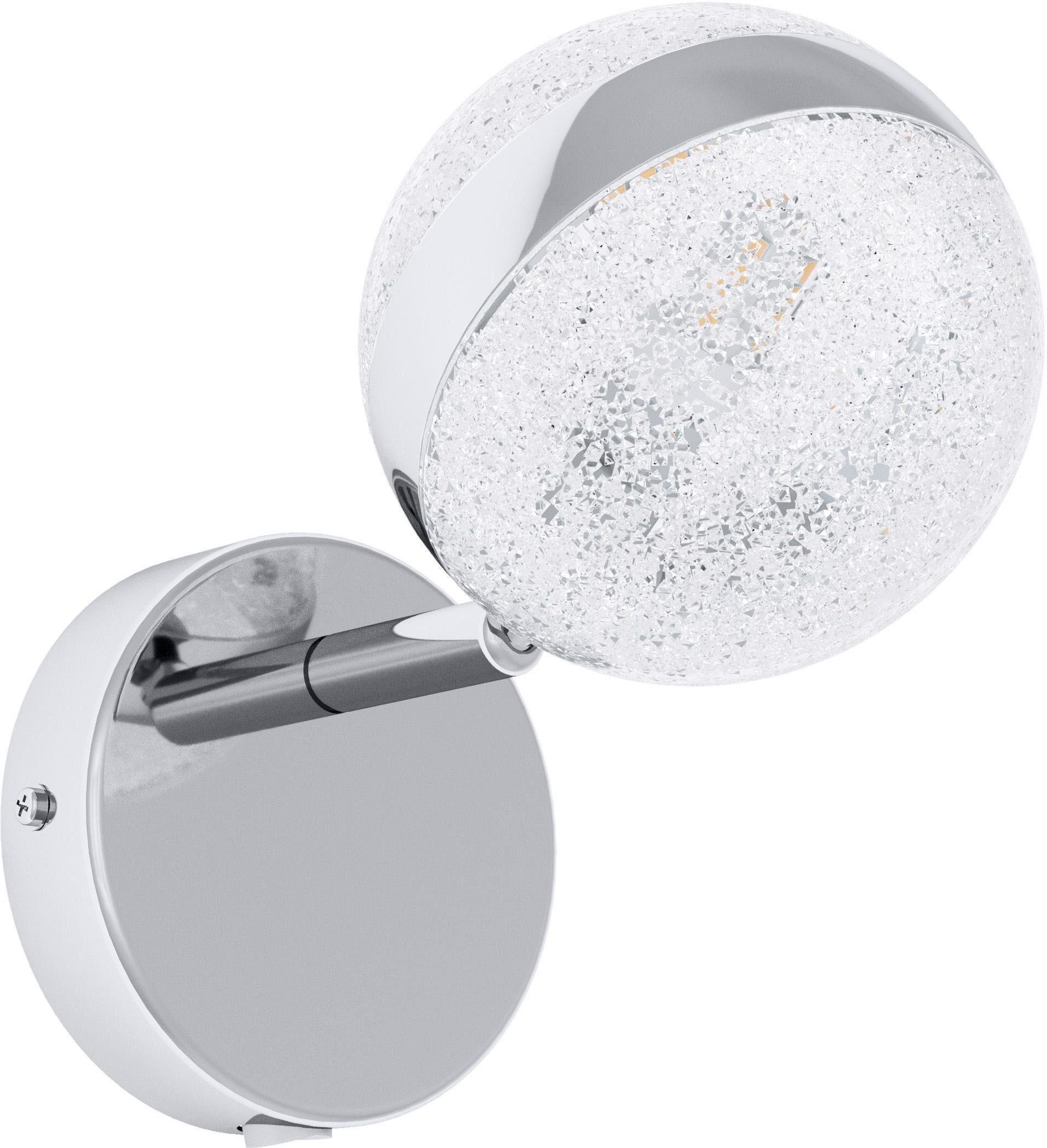 EGLO LED Wandleuchte SALTO 3, LED-Board-G9, Warmweiß
