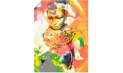 Artland Wandbild »Afrikanerin« kaufen