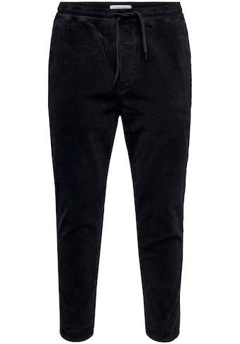 ONLY & SONS Cordschlupfhose »LINUS LIFE CROPPED CORD« kaufen