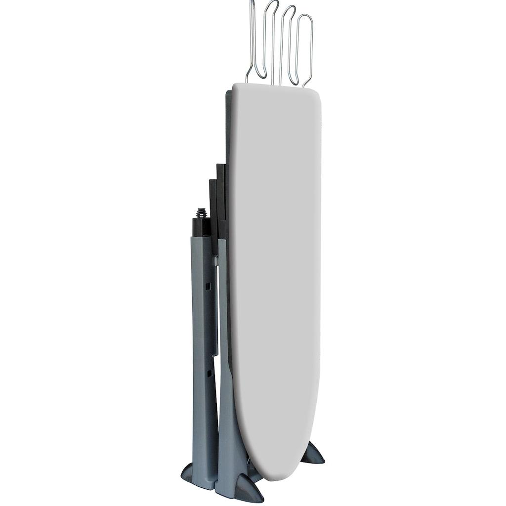 Bischof Bama Bügelbrett »Trend«, Bügelfläsche 113 cmx40 cm, hochwertiger Kunststoff