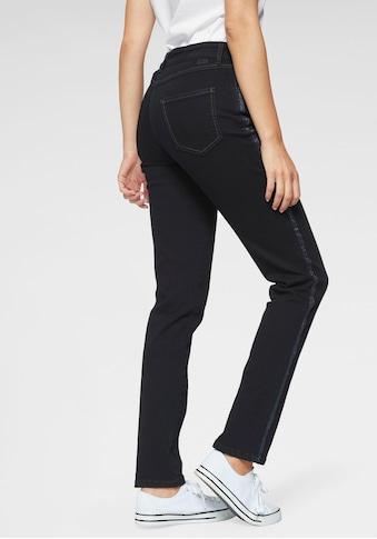 MAC Stretch - Jeans »Melanie - Glitter - Galloon« kaufen