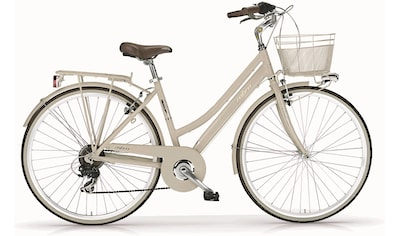 MBM Trekkingrad »New Boulevard«, 18 Gang Shimano TY300 Schaltwerk, Kettenschaltung kaufen