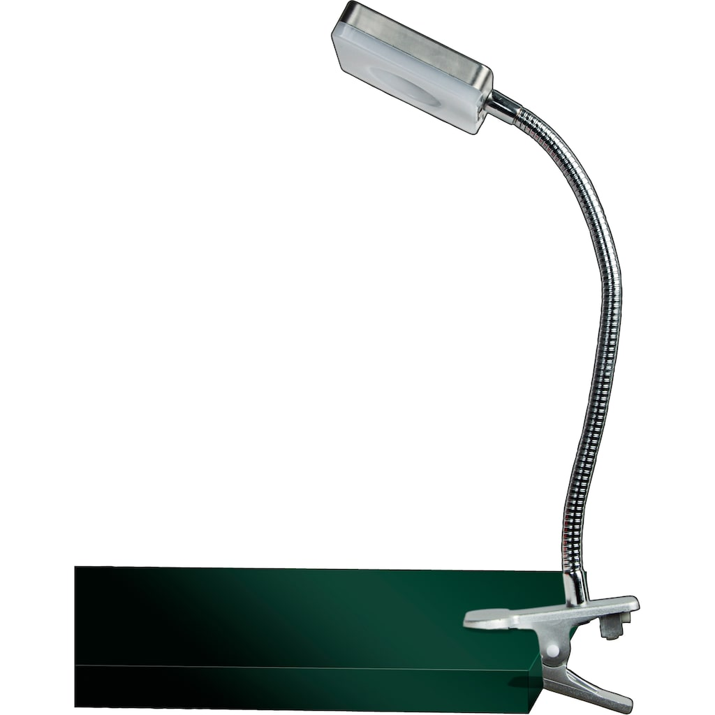 ACTION by WOFI LED Klemmleuchte »BRENT«, LED-Board, Warmweiß