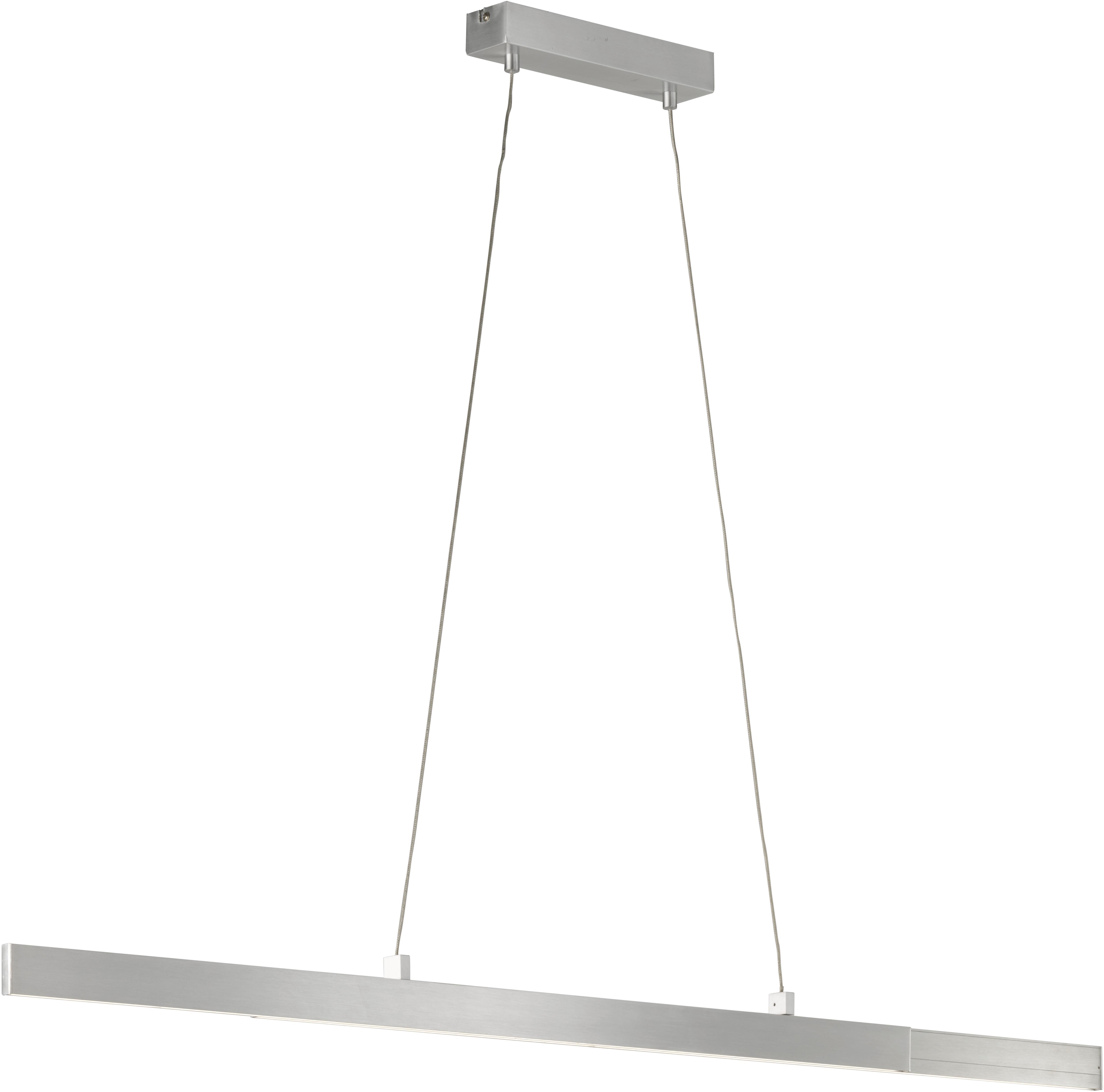 FISCHER & HONSEL LED Pendelleuchte Orell, LED-Modul, Warmweiß