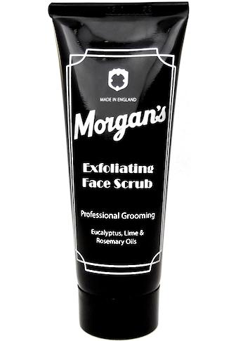 Morgan's Gesichtspeeling »Exfoliating Face Scrub« kaufen