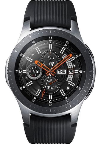 Samsung Galaxy Watch  -  46mm Smartwatch (3,3 cm / 1,3 Zoll, Tizen OS) kaufen