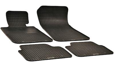 WALSER Passform-Fußmatten »Standard«, (2 St.), für VW T5 Transporter... kaufen