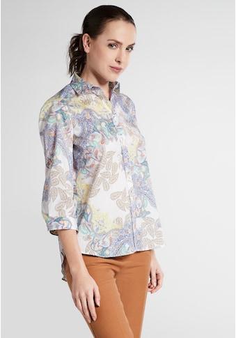 Eterna Klassische Bluse »MODERN CLASSIC«, Dreiviertelarm kaufen