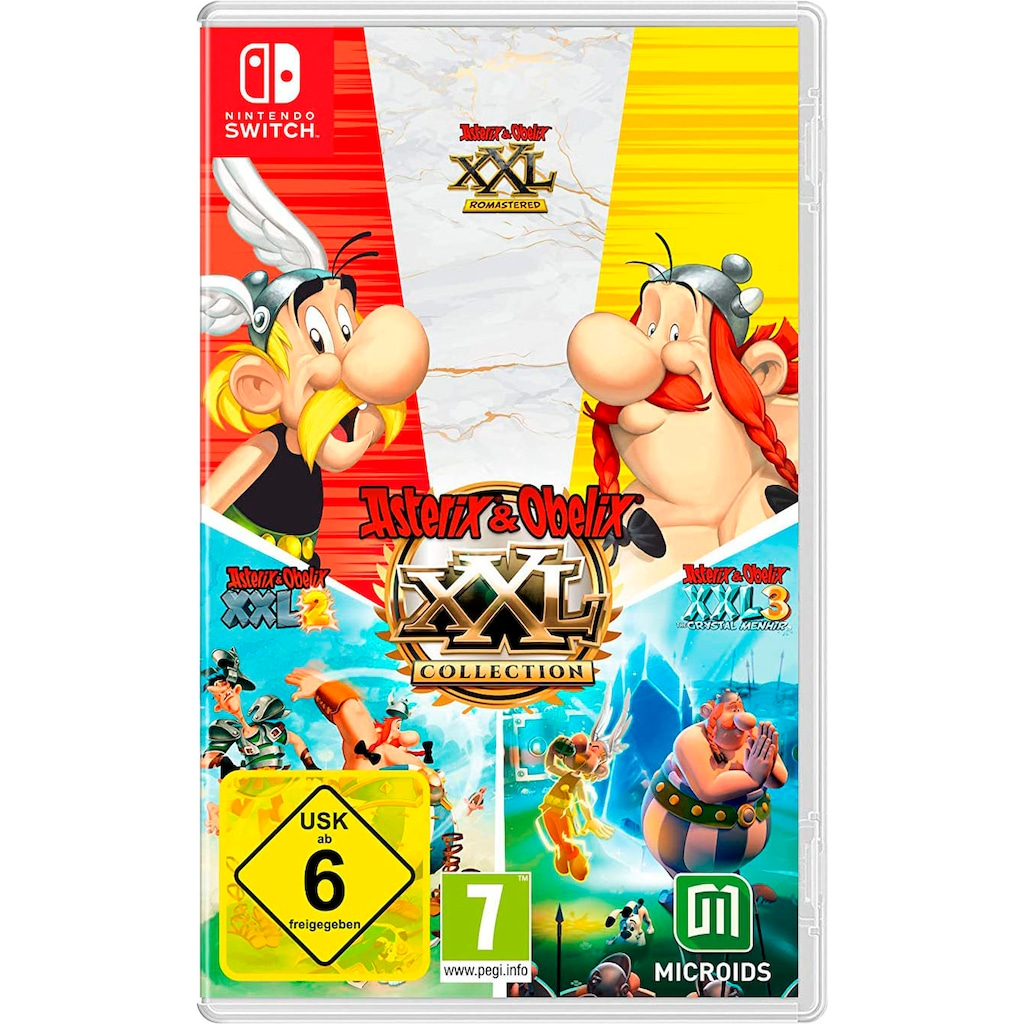 Astragon Spiel »Asterix & Obelix XXL Collection«, Nintendo Switch