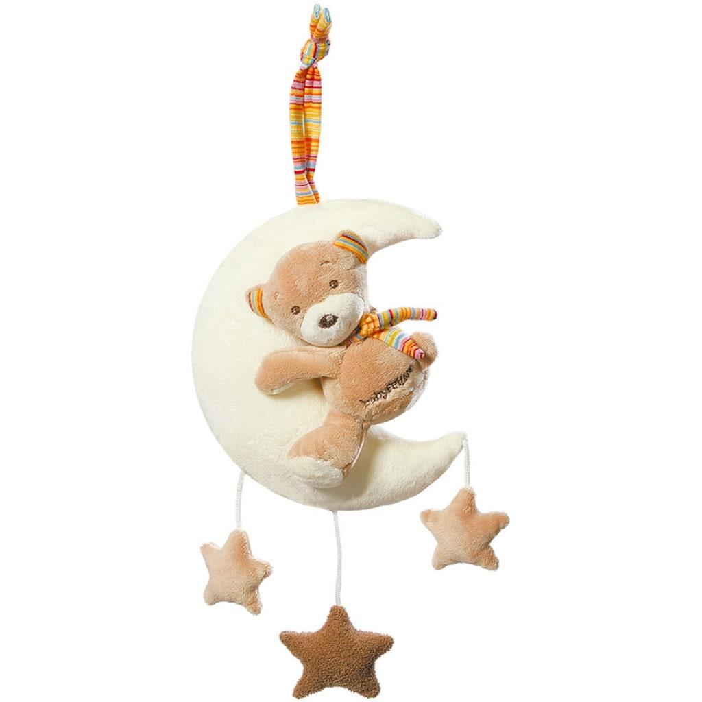 Fehn Spieluhr »Rainbow Teddy im Mond«
