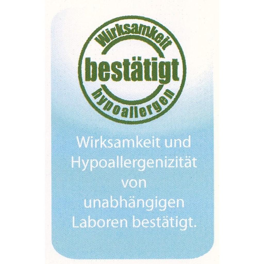 KBT Bettwaren Microfaserkissen »Greenfirst®«, (1 St.)