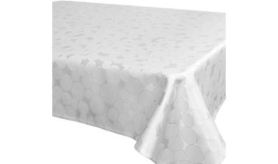 Delindo Lifestyle Tischdecke »ROM«, Jacquard, Fleckschutz, 180 g/m² kaufen