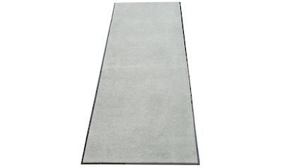 DELAVITA Läufer »Lavea«, rechteckig, 9 mm Höhe, In- und Outdoor geeignet, Uni Schmutzfangmatte kaufen