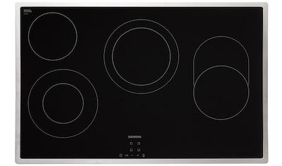 SIEMENS Elektro - Kochfeld von SCHOTT CERAN® iQ300 kaufen