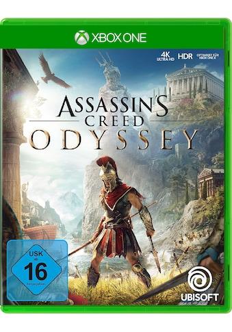UBISOFT Spiel »Assassin's Creed Odyssey«, Xbox One kaufen
