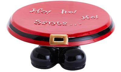 Tortenplatte »Weihnachtsmann«, Aus Keramik kaufen