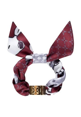 Codello Armband, mit Snoopy & Co aus reiner Seide kaufen