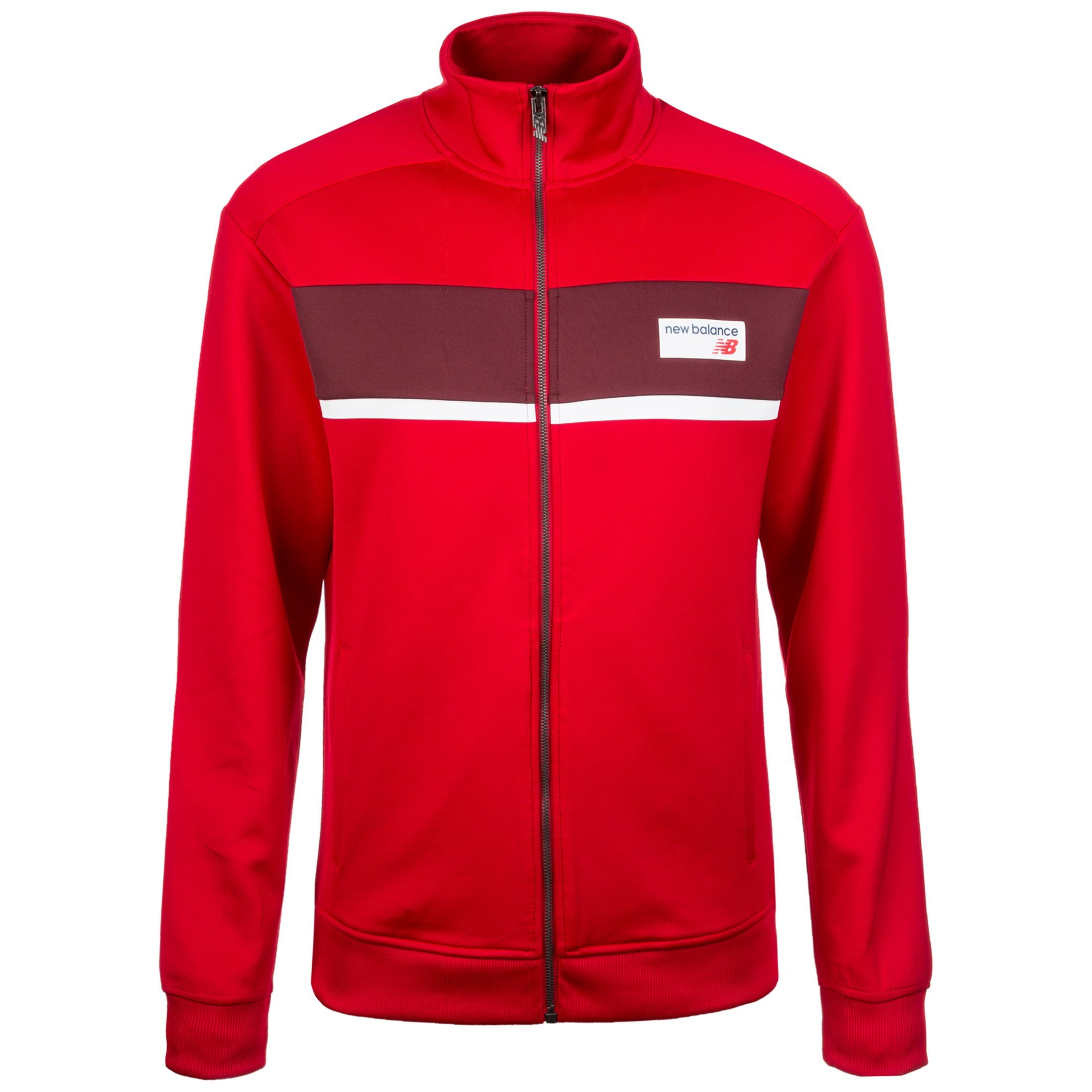 New Balance Walkjacke Athletics Track | Bekleidung > Jacken > Trainingsjacken | New Balance