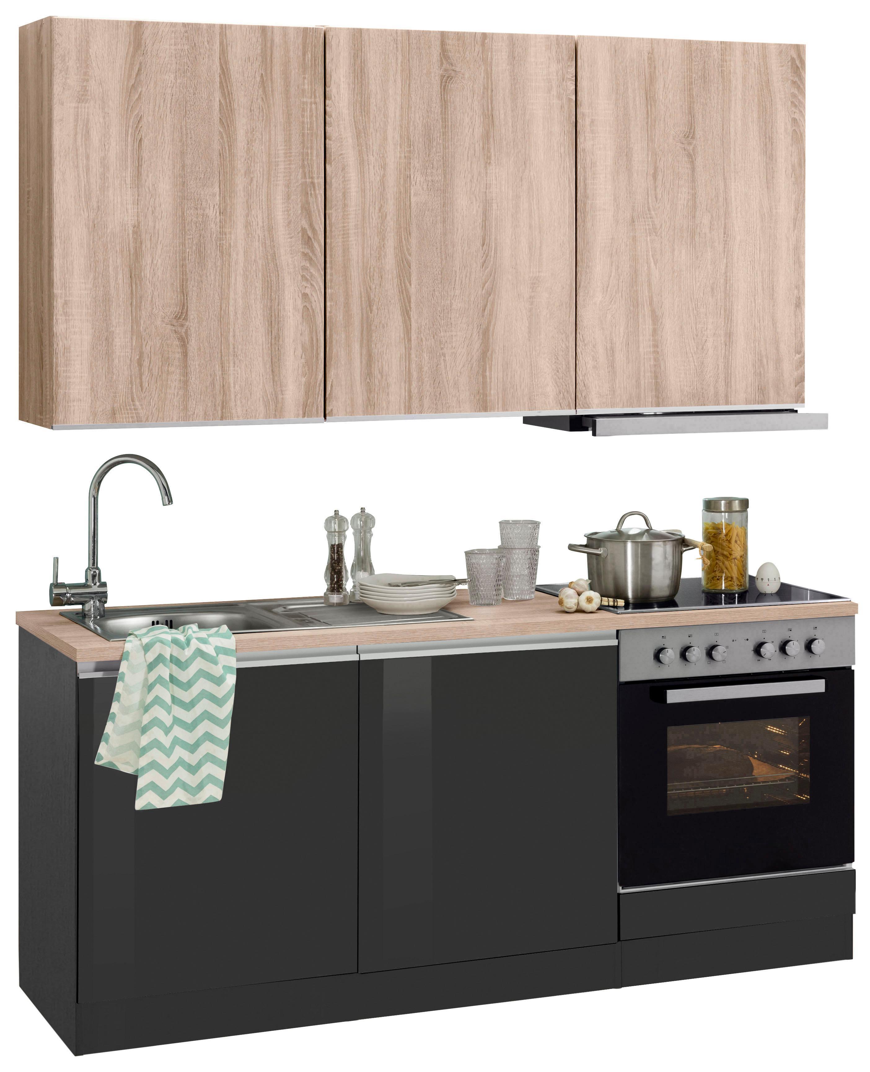 held m bel k chenzeile ohio auf rechnung kaufen baur. Black Bedroom Furniture Sets. Home Design Ideas