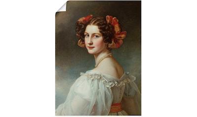 Artland Wandbild »Auguste Hilber, geb.Strobl« kaufen