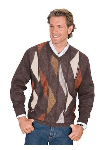 Classic Pullover mit geripptem Ausschnitt kaufen