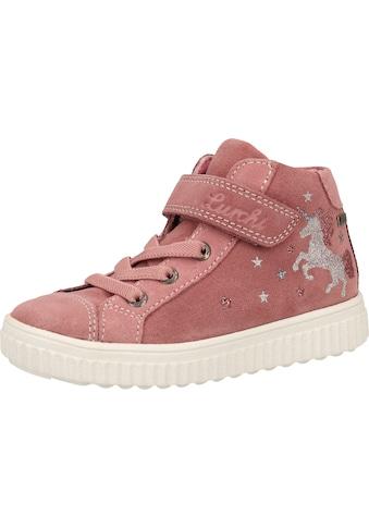 Lurchi Sneaker »Veloursleder« kaufen