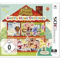 Nintendo 3DS Spiel »Animal Crossing Happy Home Designer«, Nintendo 3DS, inkl. Amiibo Karte