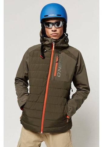 O'Neill Skijacke »BAFFLE MIX«, Materialmix aus Steppjacke und Softshell kaufen
