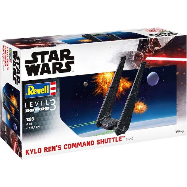 """Revell® Modellbausatz """"Star Wars Kylo Rens Command Shuttle"""", Maßstab 1:93"""