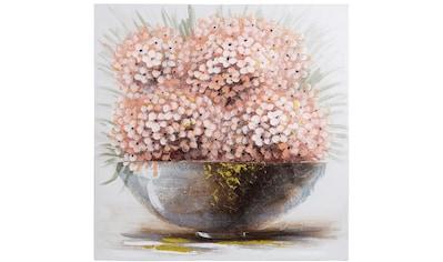 Spiegelprofi GmbH Ölbild »Flower Pot«, (1 St.) kaufen