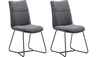MCA furniture Stuhl »Hampton«, 2er-Set, Stuhl bis 120 Kg belastbar kaufen