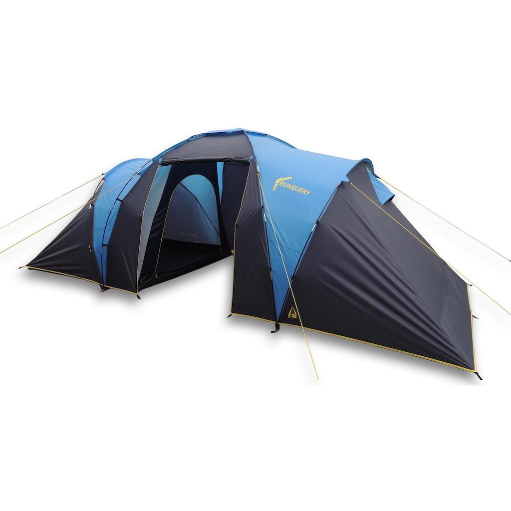 Best Camp Kuppelzelt »Bunburry 6«, 6 Personen, (mit Transporttasche)
