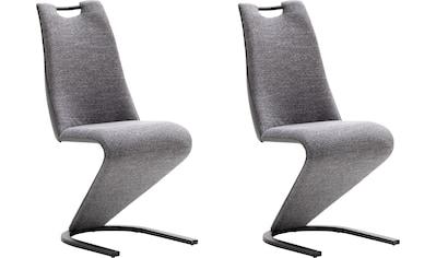 MCA furniture Freischwinger »Vitoria«, 2er-Set, Stuhl belastbar bis 120 Kg kaufen