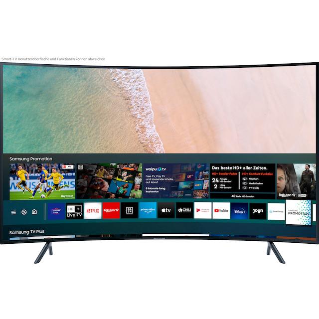 Samsung UE49RU7379 Curved-LED-Fernseher (123 cm / (49 Zoll), 4K Ultra HD