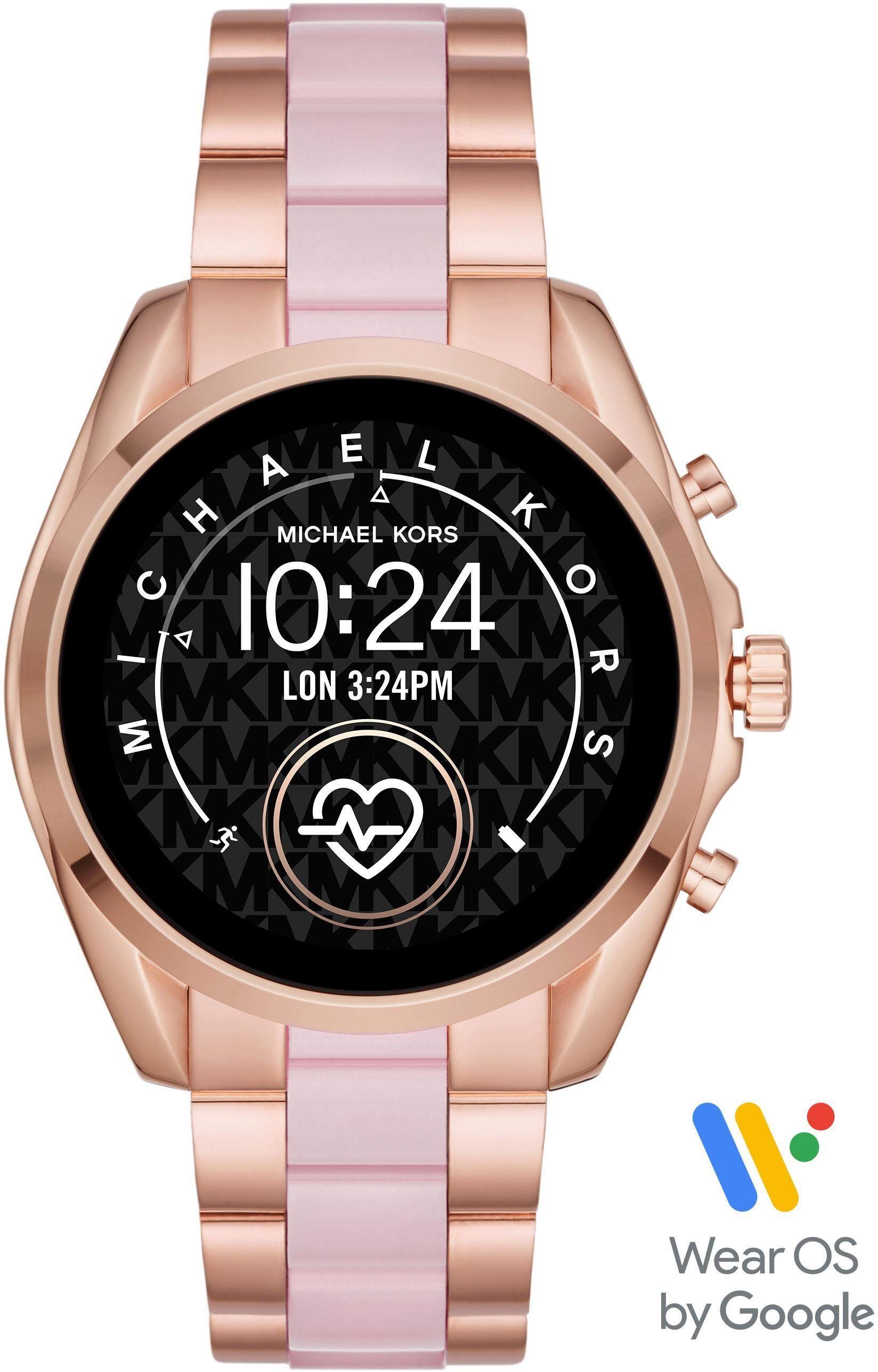 MICHAEL KORS ACCESS BRADSHAW MKT5090 Smartwatch | Uhren > Smartwatches | Michael Kors Access